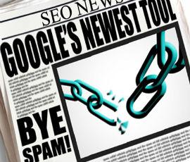 ابزار disavow گوگل برای حذف بک لینکهای مخرب