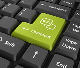 ۷ راه برای دریافت نظر و کامنت بیشتر در بلاگ