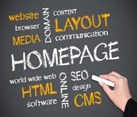 آیا صفحه اصلی وب سایت شما مناسب است؟